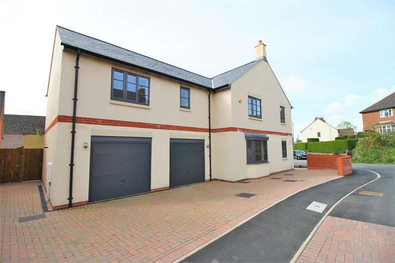5 Bedrooms Property for sale in Donington Le Heath