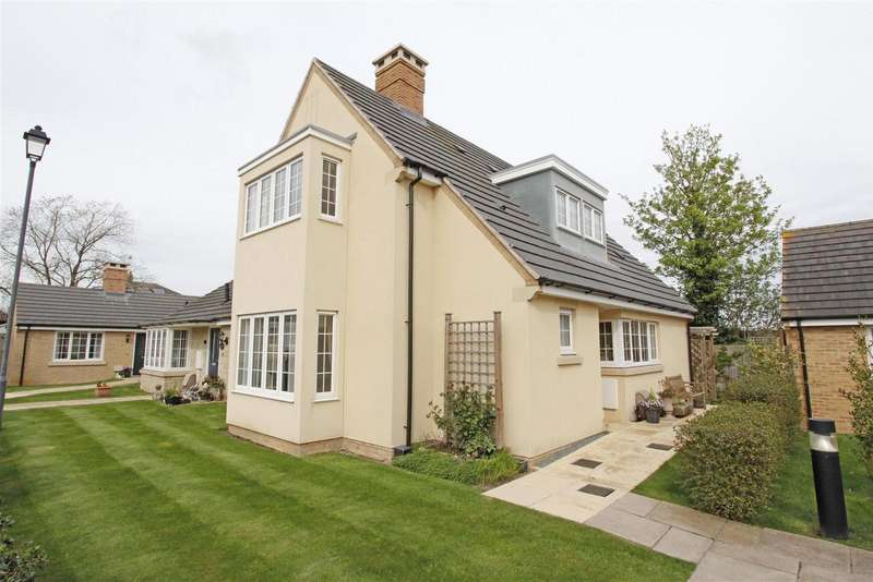 3 Bedrooms Detached House for sale in The Croft, Bourne