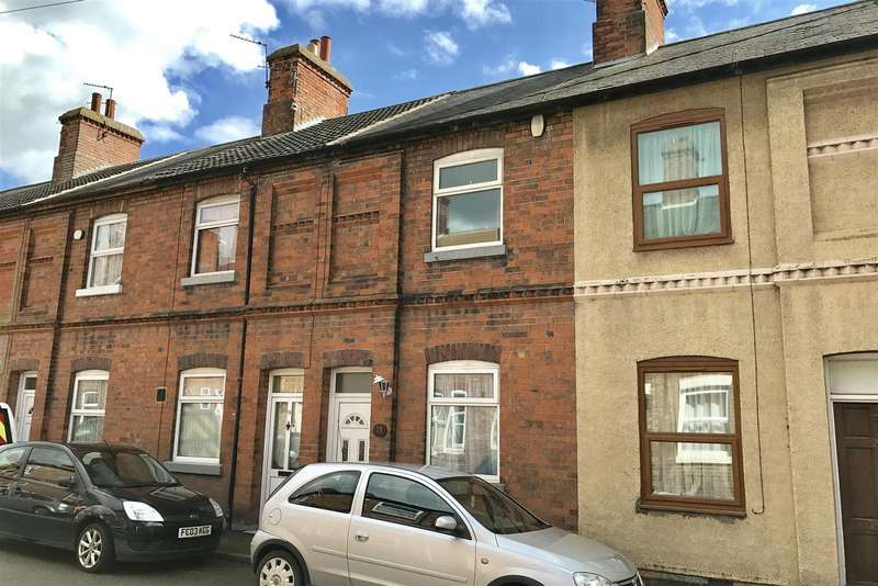 2 Bedrooms Terraced House for sale in South Street, Asfordby Hill