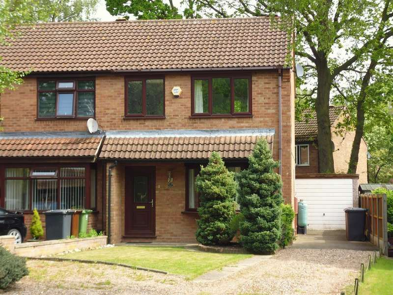 3 Bedrooms Detached House for sale in Woodvale Avenue, Lincoln