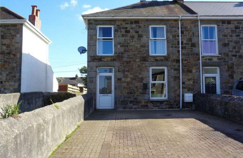 3 Bedrooms Property for sale in Dolcoath Road, Camborne