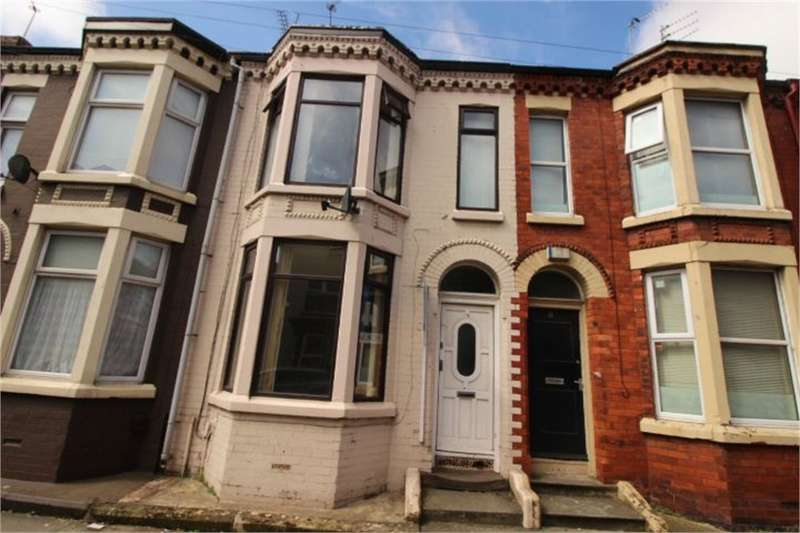 2 Bedrooms Terraced House for sale in Euston Street, LIVERPOOL, Merseyside