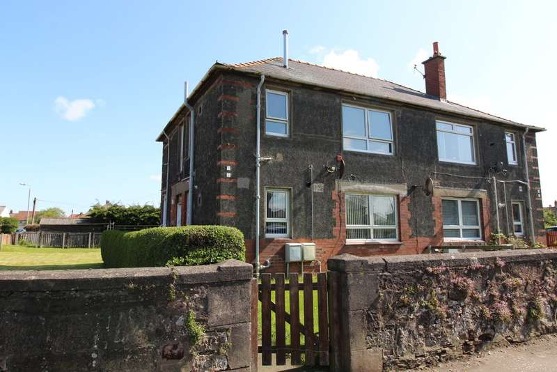 1 Bedroom Flat for sale in Seaforth Road, Ayr, KA8