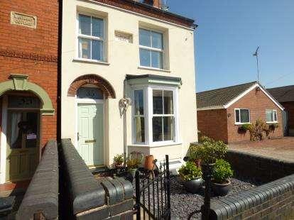 4 Bedrooms Detached House for sale in Ashby Road, Donisthorpe, Swadlincote, Derbyshire