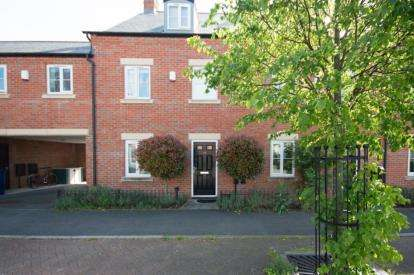 3 Bedrooms Town House for sale in Waterbeach, Cambridge