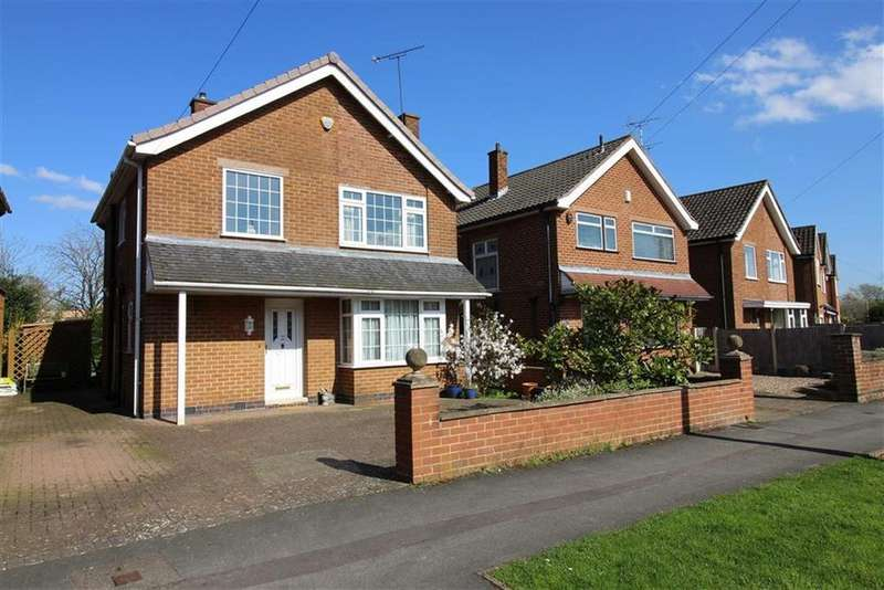 3 Bedrooms Detached House for sale in Park Road, Duffield, Derby