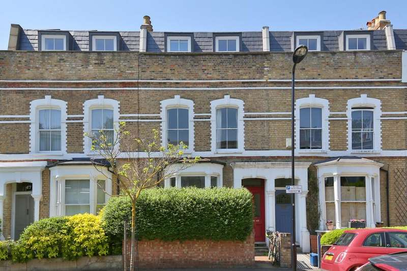 5 Bedrooms Terraced House for sale in Darville Road, London
