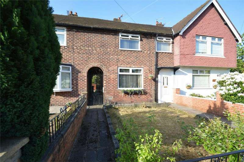 3 Bedrooms Terraced House for rent in Orchard Road West, MANCHESTER
