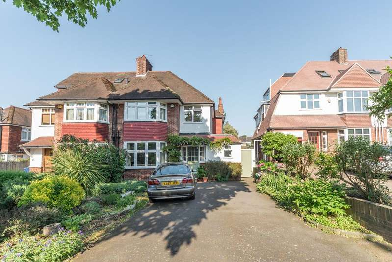 4 Bedrooms House for sale in Kent Avenue, Ealing