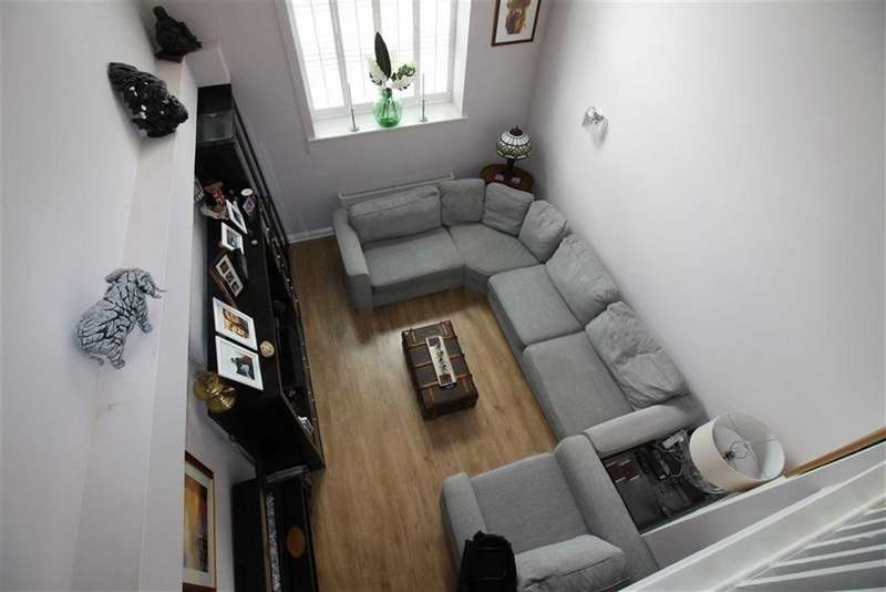 3 Bedrooms Apartment Flat for sale in Manchester Street, Derby