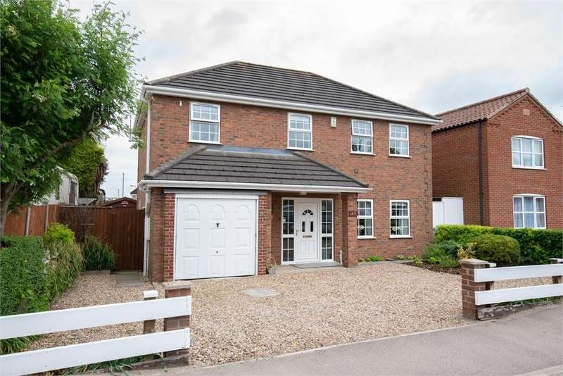3 Bedrooms Detached House for sale in Tattershall Road, Boston, Lincolnshire