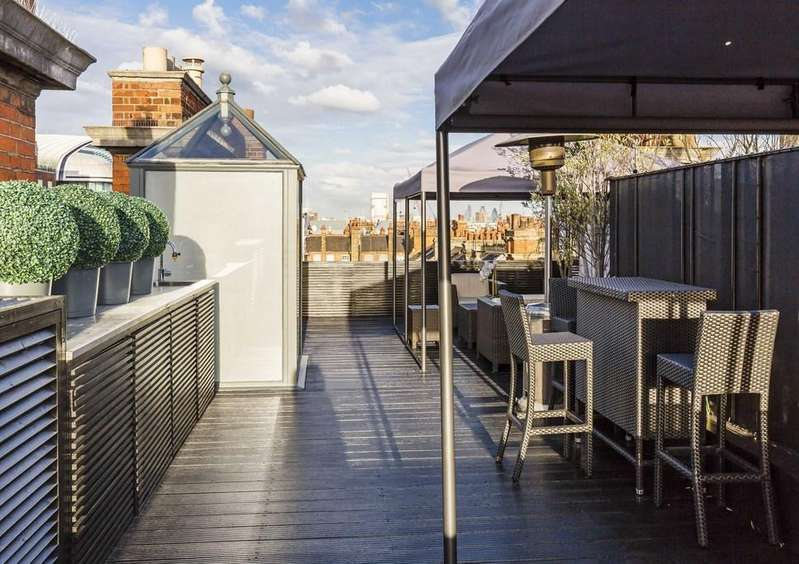 3 Bedrooms Apartment Flat for sale in Dunraven Street, London, W1K