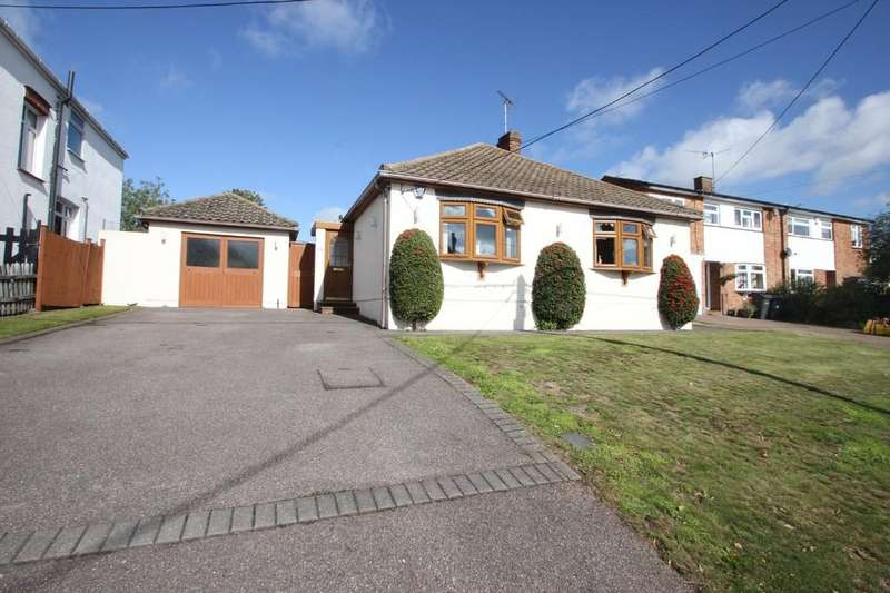2 Bedrooms Detached Bungalow for sale in White Hart Lane, Hawkwell