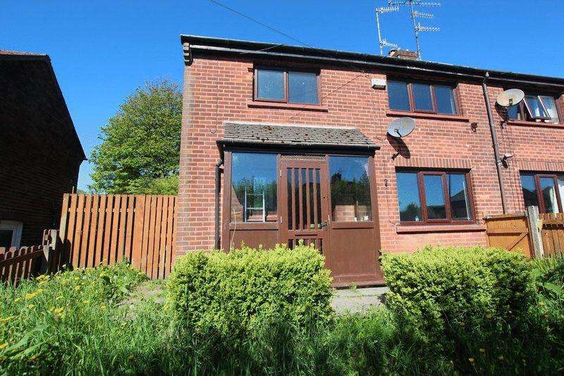 2 Bedrooms Semi Detached House for sale in Westgate, Whitworth OL12 8UP