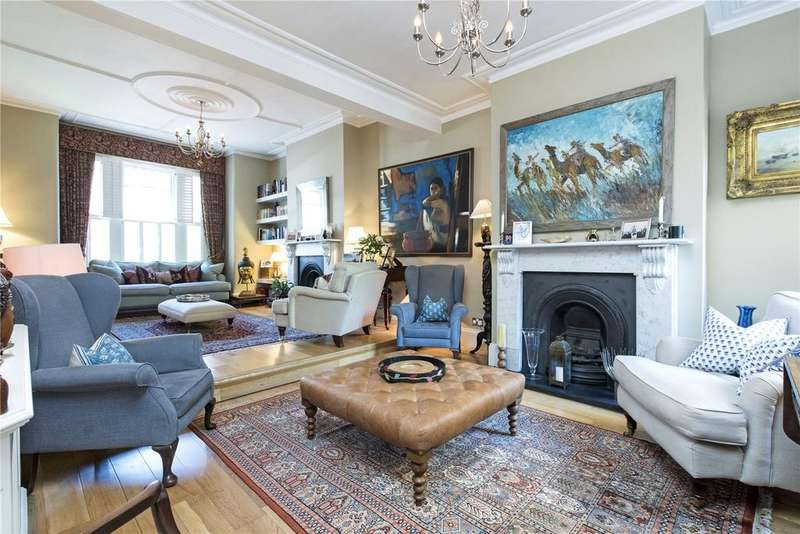 5 Bedrooms Terraced House for sale in Louisville Road, Balham, London, SW17