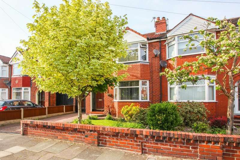 3 Bedrooms Semi Detached House for sale in Braemar Avenue, Stretford, Manchester, M32