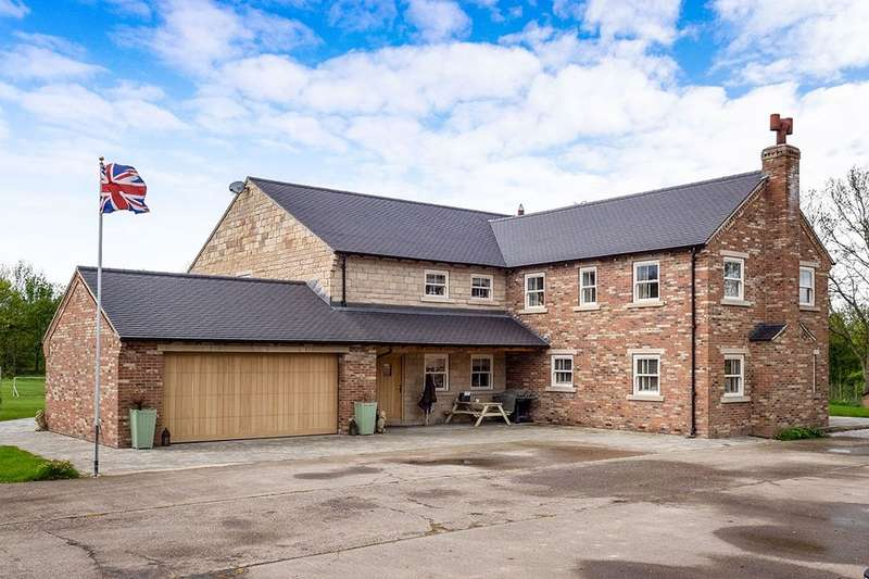5 Bedrooms Detached House for sale in The Old Poultry Farm Heage Road, Ripley, DE5