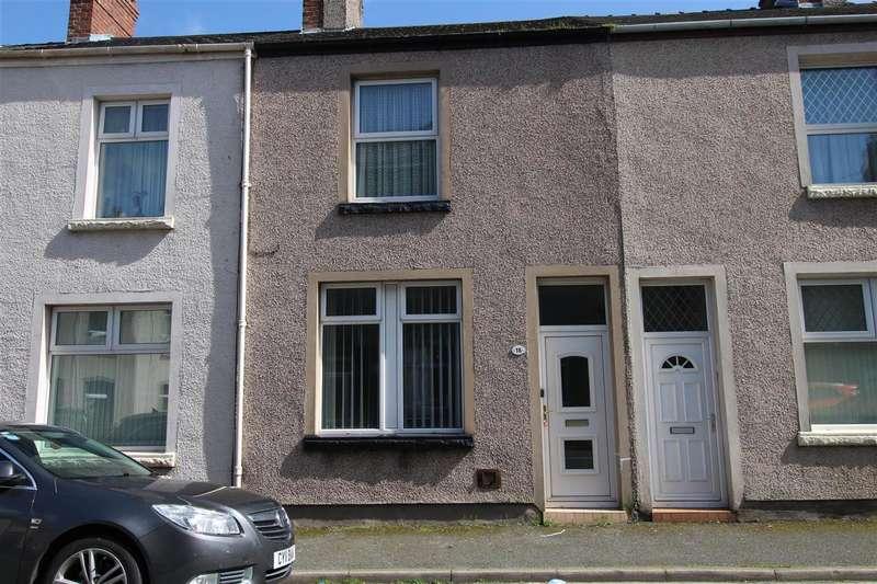 3 Bedrooms Terraced House for sale in Crown Street, MILLOM