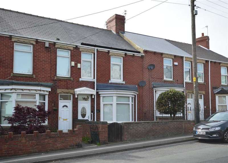 3 Bedrooms Terraced House for sale in Tyne Road, Stanley