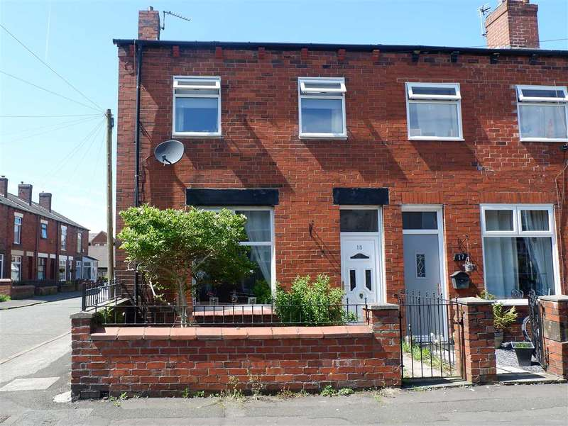 2 Bedrooms Terraced House for sale in Albion Street, Westhoughton
