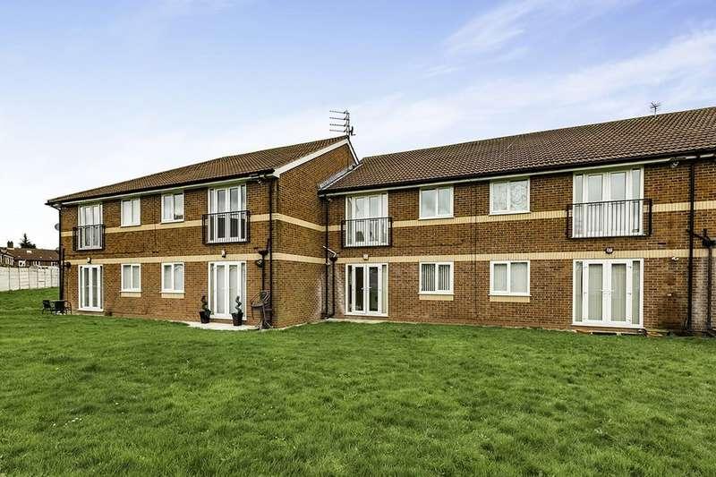 2 Bedrooms Flat for sale in Harrington Road, Liverpool, L36