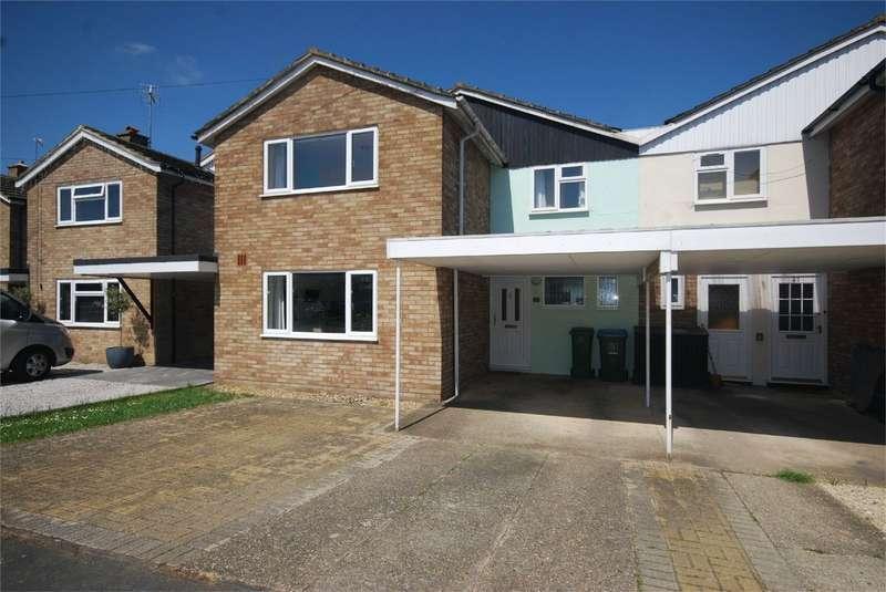3 Bedrooms Terraced House for sale in 33 Barley Close, Weston Turville, AYLESBURY, Buckinghamshire