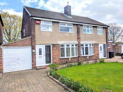 3 Bedrooms Semi Detached House for sale in Kader Avenue, Middlesbrough