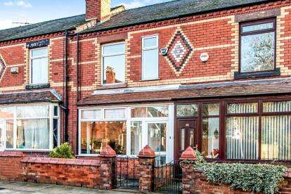 2 Bedrooms Terraced House for sale in St. Marys Road, Worsley, Manchester, Greater Manchester