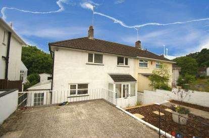 3 Bedrooms Semi Detached House for sale in Efford, Plymouth, Devon