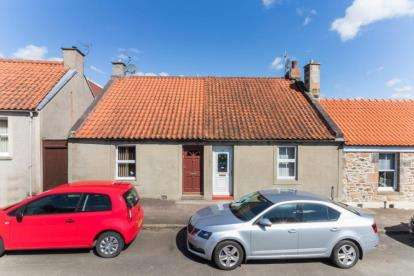 2 Bedrooms Terraced House for sale in High Street, Clackmannan