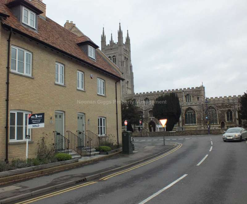 3 Bedrooms Terraced House for rent in Steam Flour Mill, St Neots