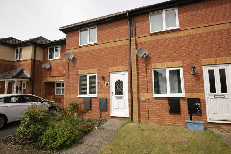 2 Bedrooms End Of Terrace House for sale in Kents Hill