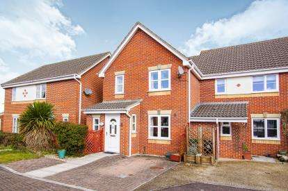 3 Bedrooms Semi Detached House for sale in Chatterton Road, Yate, Bristol, Gloucestershire