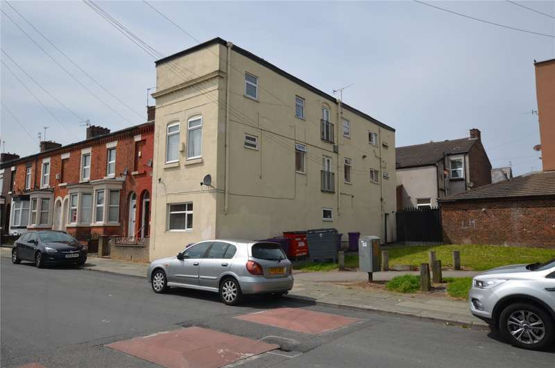 8 Bedrooms End Of Terrace House for sale in Park Hill Road, Liverpool, Merseyside, L8