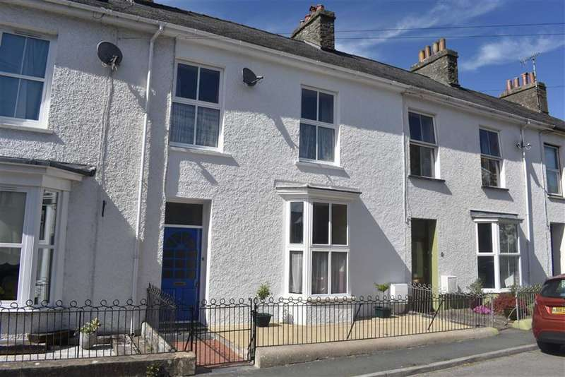 3 Bedrooms Terraced House for sale in Station Terrace, Lampeter