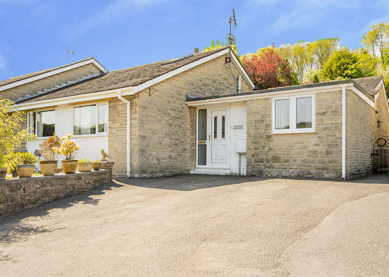 3 Bedrooms Semi Detached Bungalow for sale in Woodside Close, Bakewell