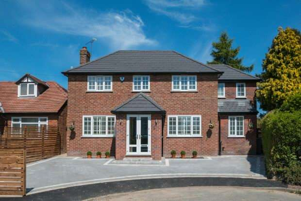 4 Bedrooms Detached House for sale in Rivershill Gardens, Hale Barns