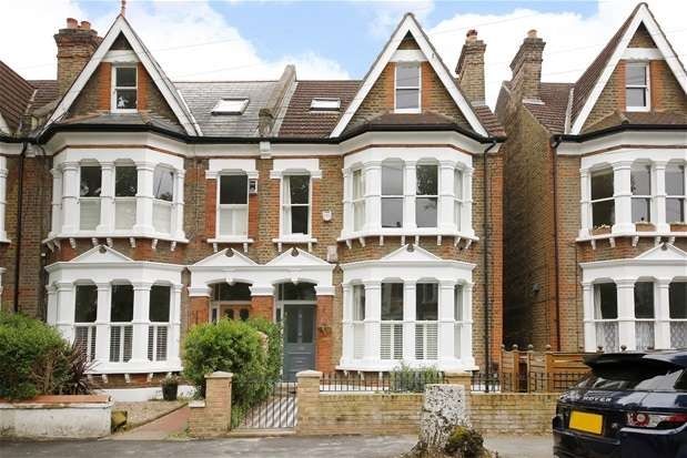 2 Bedrooms Flat for sale in Elmwood Road, Herne Hill