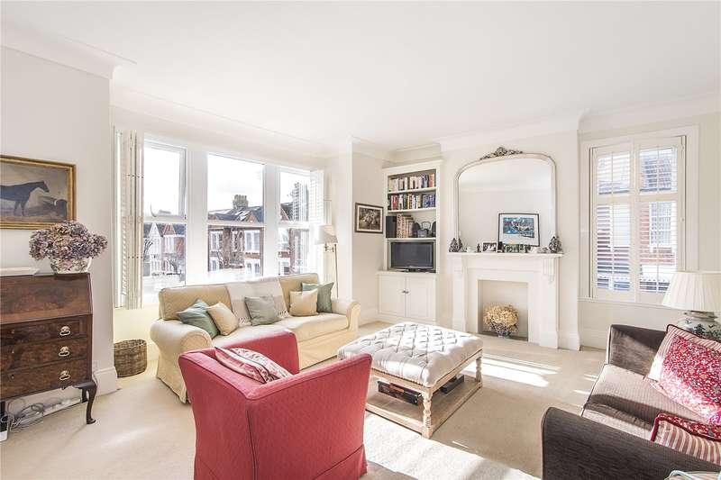 3 Bedrooms Flat for sale in Dagnan Road, London, SW12