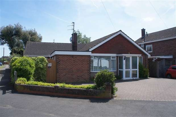 3 Bedrooms Detached Bungalow for sale in Heronscroft, Bedford