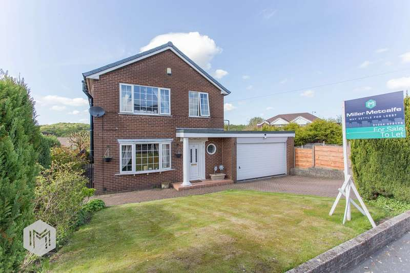 4 Bedrooms Detached House for sale in Kilworth Drive, Lostock, Bolton, BL6