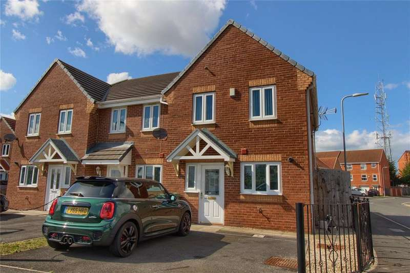 3 Bedrooms End Of Terrace House for sale in Summerfield Grove, Thornaby