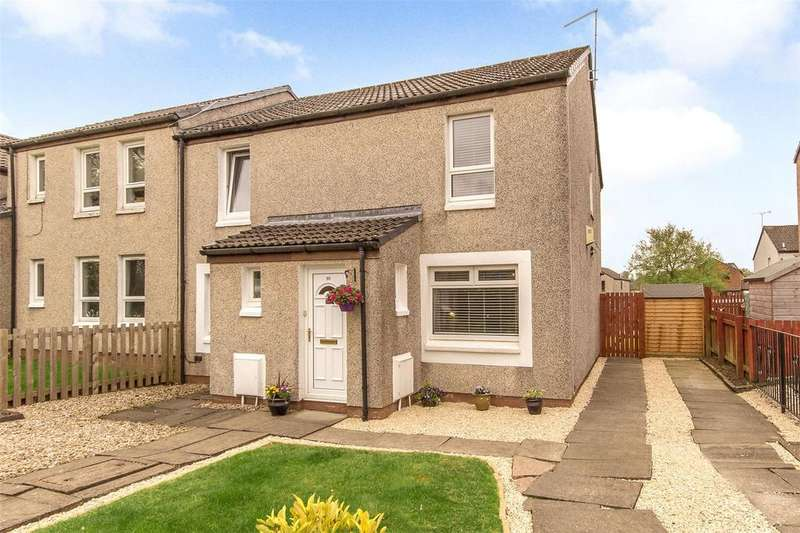 2 Bedrooms End Of Terrace House for sale in 10 Glanderston Gate, Newton Mearns, Glasgow, G77
