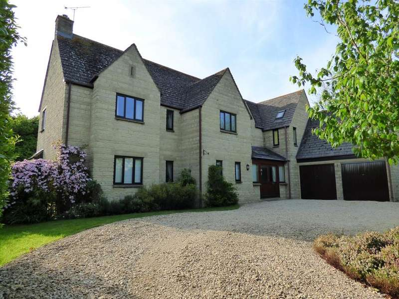 5 Bedrooms Detached House for sale in Giles Avenue, Cricklade