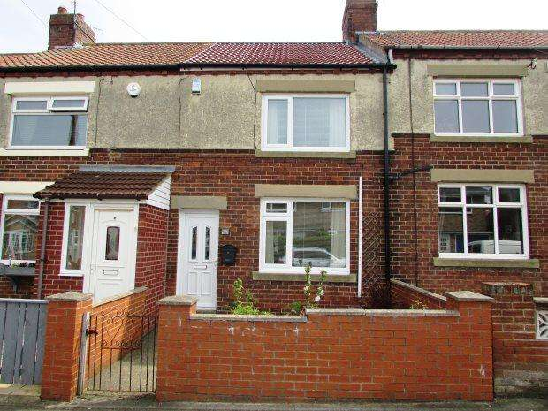 2 Bedrooms Terraced House for sale in AMBLESIDE AVENUE, SEAHAM, SEAHAM DISTRICT