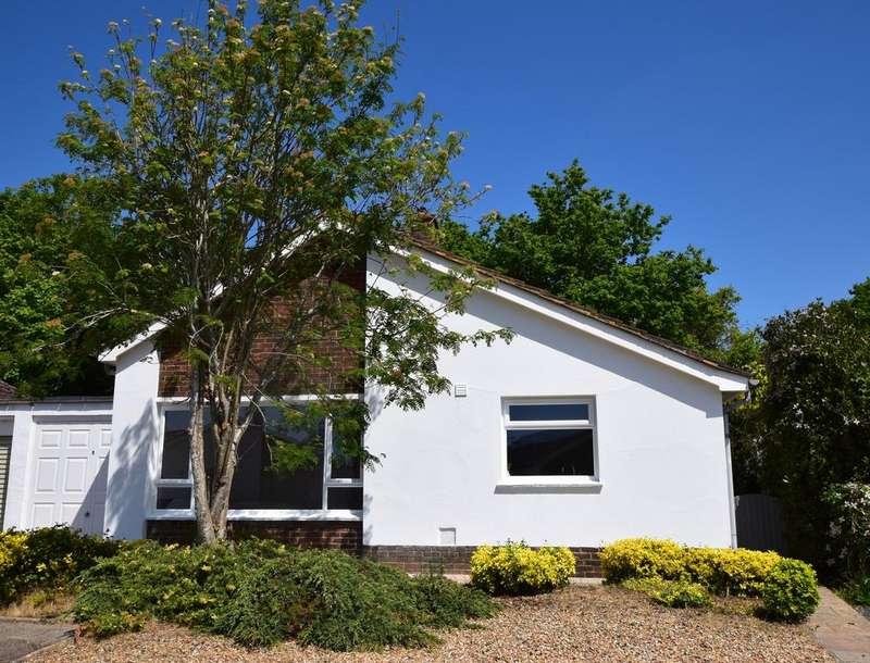 2 Bedrooms Detached Bungalow for sale in Montfort Road BN24