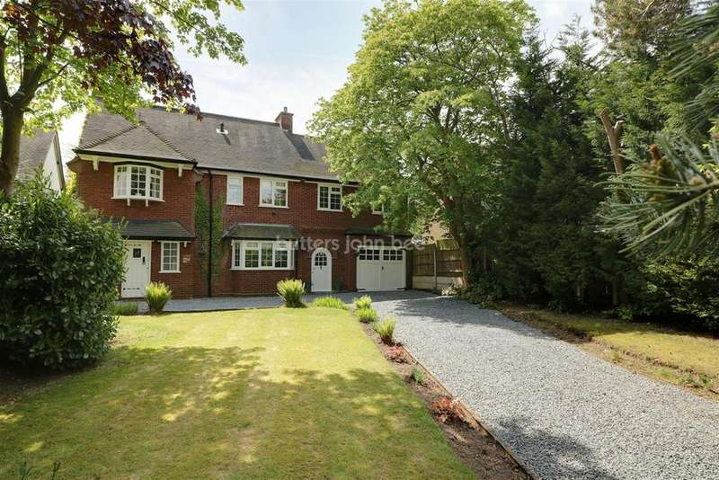 4 Bedrooms Detached House for sale in Old Penkridge Road