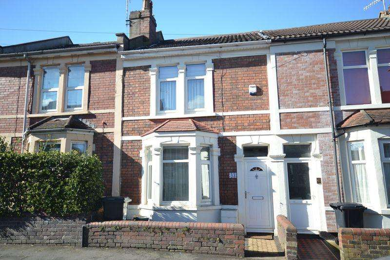 2 Bedrooms Terraced House for sale in Carlton Park, Whitehall, Bristol