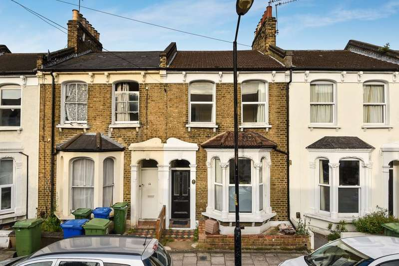 3 Bedrooms Terraced House for sale in Kincaid Road Peckham SE15