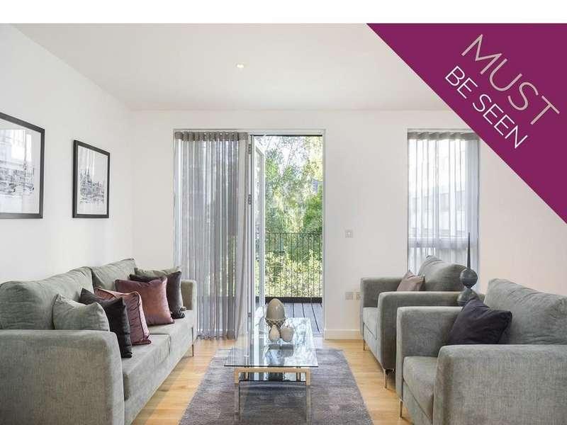 3 Bedrooms Flat for sale in Gray's Inn Road, London